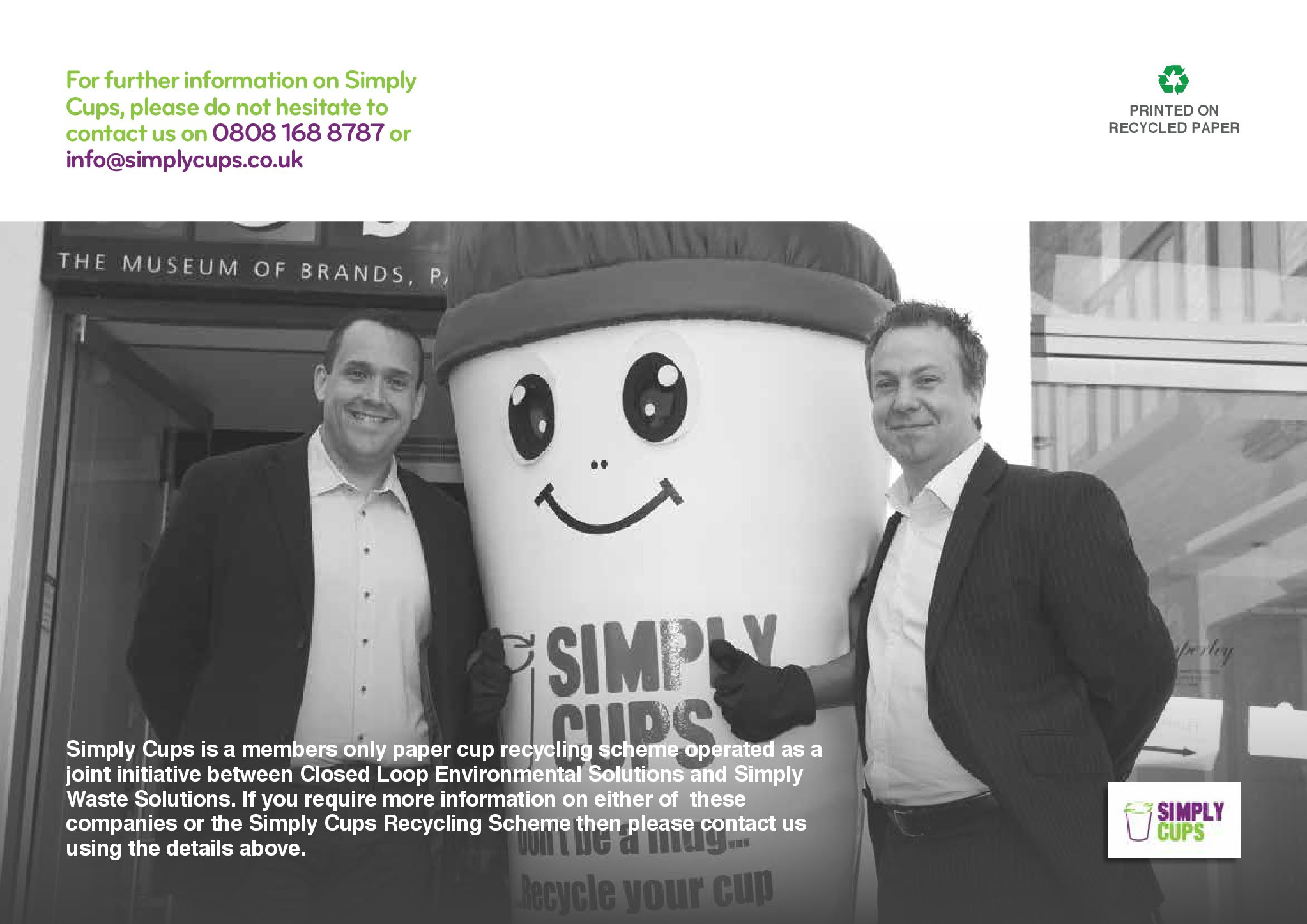 Simply Cups Bin Catalogue Now Available – Simply Cups